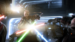 Star Wars The Old Republic: BioWare d� la caccia a Warcraft