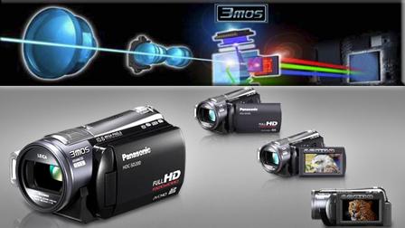 Panasonic: nuove videocamere per competere con Canon e Sony