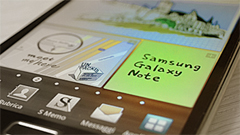 Samsung Galaxy Note, il primo smart-tablet