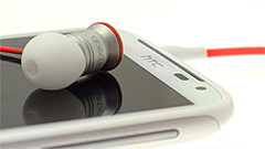 HTC Sensation XL with Beats Audio, musica in primo piano