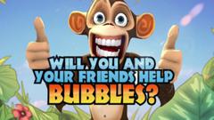 Bubble Safari: nuovo gioco Zynga, Puzzle Bobble diventa social
