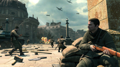 Sniper Elite V2: niente headshot, Mr. Fairburne