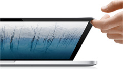 MacBook Pro con Retina display, Mountain Lion e iOS 6