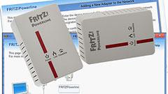 Fritz!Powerline 500E: la rete di casa corre nei fili elettrici
