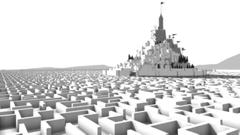 The Unfinished Swan: sperimentazione allo stato puro