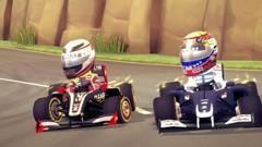 F1 Race Stars: la Formula 1 come Mario Kart