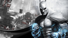 Batman Arkham City: grafica HD su sistema Nintendo