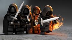 Lego Il Signore degli Anelli: la Terra di Mezzo da una prospettiva inedita