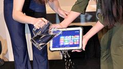 Panasonic Toughpad, il tablet diventa corazzato