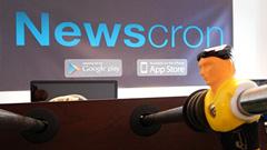 Newscron: da tesi di dottorato a startup