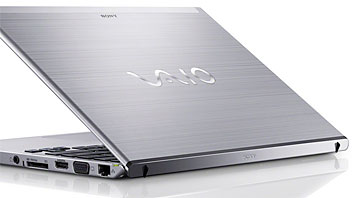 Sony Vaio T13: Ultrabook da 13,3 pollici con interfaccia touch