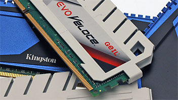 Memorie DDR3 enthusiast da Kingston e GeIL