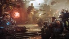 È l'ora del giudizio per Gears of War