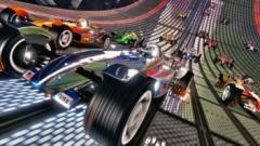 TrackMania² Stadium: l'adrenalina pura della guida arcade