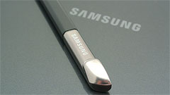Samsung Galaxy Note 10.1, S-Pen � l'arma in pi�