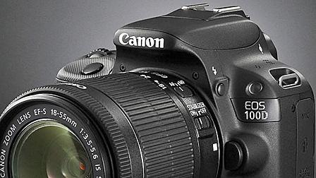 Canon rinnova le reflex: la piccola EOS 100D e la classica EOS 700D