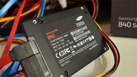 Samsung SSD 840 250GB vs 840 Pro 256GB, quale acquistare?