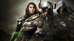 The Elder Scrolls Online: Tamriel adesso in un MMORPG