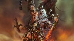 Blizzard punta ancora su Diablo III: arriva la versione per console