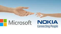 Shopping estremo: Nokia è di Microsoft per 5,44 miliardi di €