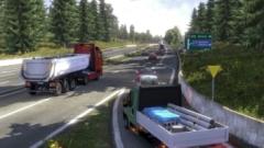 Euro Truck Simulator 2 Going East: si guida fino a Budapest!