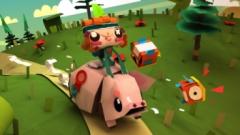 Tearaway per PS Vita: un gioco con le 'carte' in regola