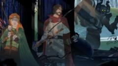 The Banner Saga: un elegante viaggio in un mondo disegnato a mano