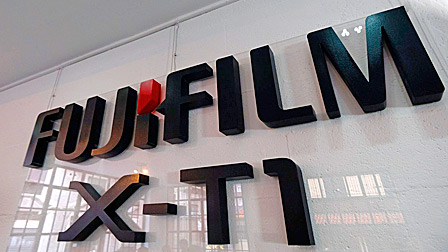 Fujifilm X-T1: primo contatto con la nuova mirrorless X-Trans