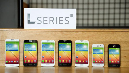 LG al Mobile World Congress con la nuova Serie L III e LG G2 Mini