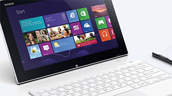 Sony VAIO Tap 11: il tablet ibrido con Windows 8.1