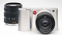 Leica T: in prova l'inedita mirrorless tedesca