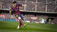 Fifa 15, hands-on: il primo Fifa di nuova generazione