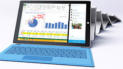 Microsoft Surface Pro 3: il tablet e PC ibrido per eccellenza