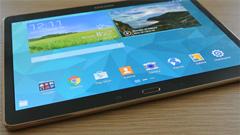 Recensione Galaxy Tab S 10.5: ritorno al SuperAMOLED anche su tablet