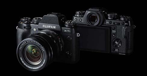 Fujifilm X-T1, l'evoluzione della Serie X