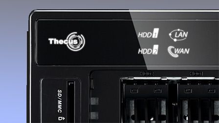 Thecus, nuovi NAS con Windows Storage Server 2012 R2 Essentials