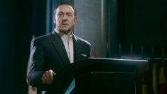 Kevin Spacey e gli esoscheletri di Call of Duty Advanced Warfare