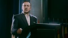Kevin Spacey e gli esoscheletri di Call of Duty Advanced Warfare