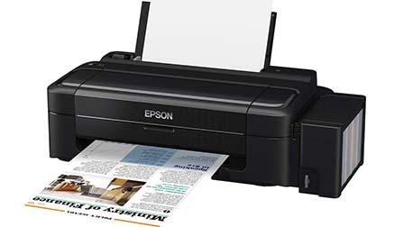 Epson L300: la stampante con cartucce ricaricabili è rimandata a settembre