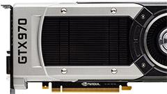 3 schede GeForce GTX 970 a confronto: Gigabyte Inno3D e MSI