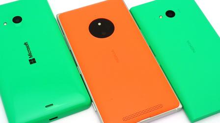 Lumia 535, 735 e 830: da Nokia si passa a Microsoft