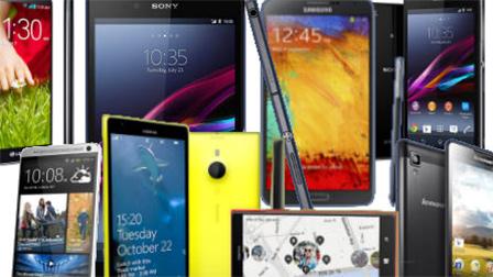 I migliori smartphone del 2014, che possono essere affari nel 2015