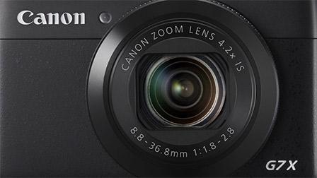 Canon PowerShot G7X, tanta qualità in poco spazio