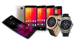 Tutte le novità LG al Mobile World Congress 2015