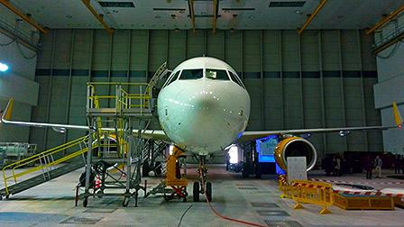 Vueling: ecco l'aereo che porta la banda larga ad alta quota