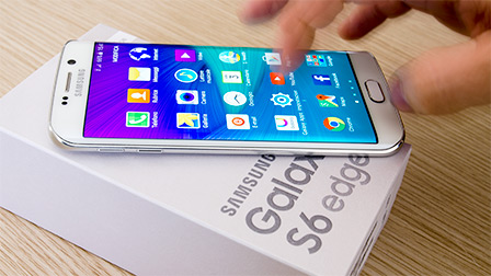 Samsung Galaxy S6 Edge, bello fuori e sostanzioso dentro