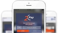2Pay, il sistema di pagamento che manda in pensione il contante