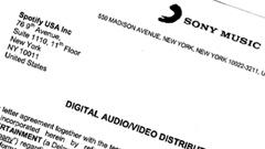 Sony Music e Spotify: un contratto svela gli altarini dello streaming musicale