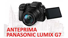 Panasonic Lumix G7, 4K per tutti