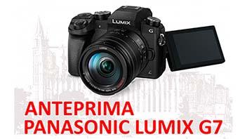 Pansonic Lumix G7, 4K per tutti